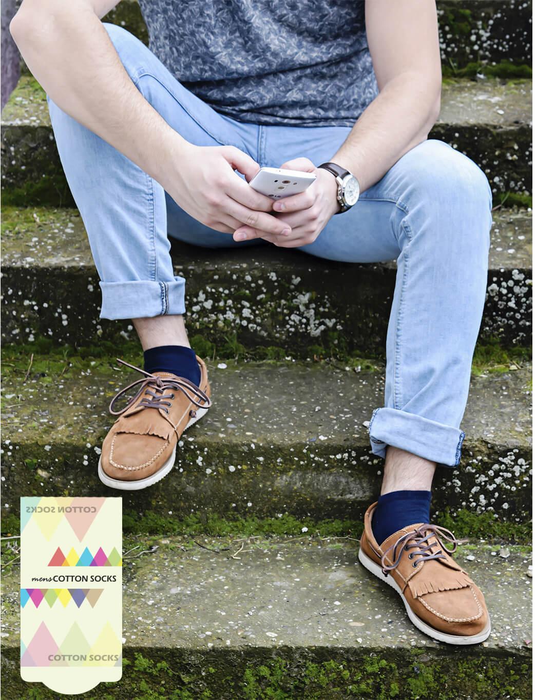 Cotton-socks-carape